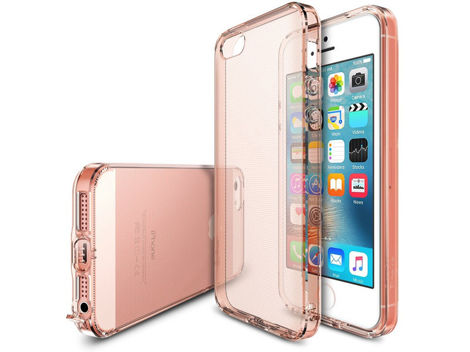 Etui Rearth Ringke Air iPhone 5/5S ROSE GOLD