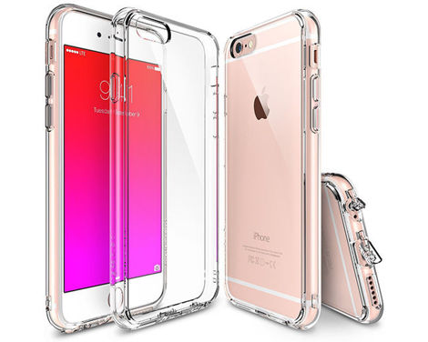 Etui Rearth Ringke Fusion Apple iPhone 6 Crystal