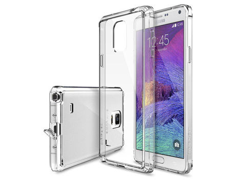 Etui Rearth Ringke Fusion Samsung Galaxy Note 4 Crystal View
