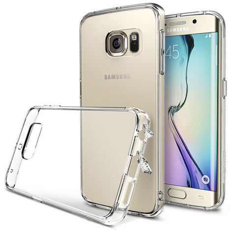 Etui Rearth Ringke Fusion Samsung Galaxy S6 Edge Crystal View
