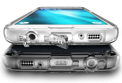 Etui Rearth Ringke Fusion Samsung Galaxy S7 Crystal View