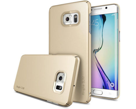 Etui Rearth Ringke Slim Samsung Galaxy S6 Edge+ [Plus] Royal Gold