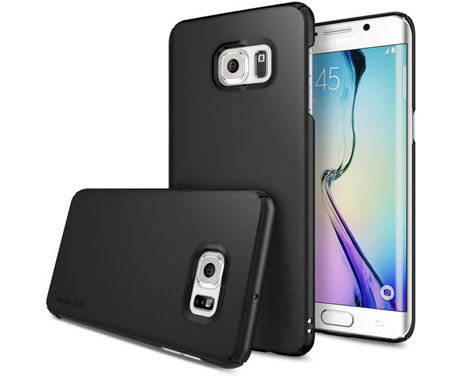 Etui Rearth Ringke Slim Samsung Galaxy S6 Edge+ [Plus] SF Black