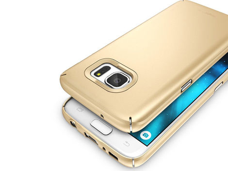 Etui Rearth Ringke Slim Samsung Galaxy S7 Royal Gold