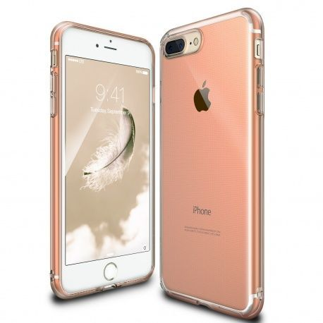 Etui Ringke Air Apple iPhone 7 Plus Rose Gold