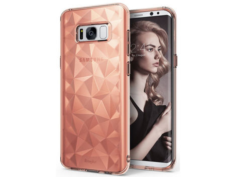 Etui Ringke Air Prism Samsung Galaxy S8 Plus Rose Gold