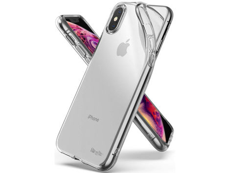 Etui Ringke Air do Apple iPhone XS Max clear