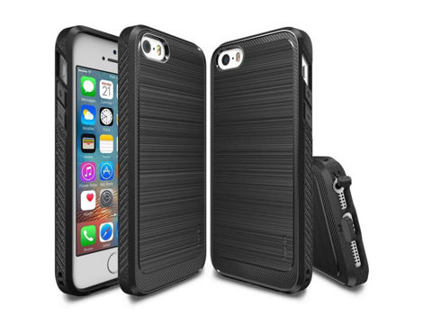 Etui Ringke Onyx Apple iPhone 5S/SE Black