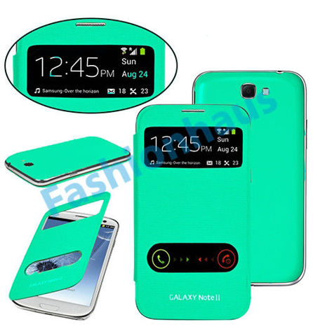 Etui S Viev Flip Cover do Samsung Galaxy Note II