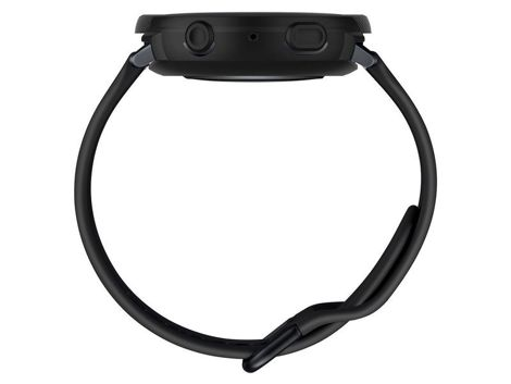 Etui Spigen Liquid Air do Samsung Galaxy Watch Active 2 44mm Matte Black