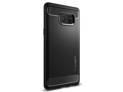 Etui Spigen Rugged Armor Samsung Galaxy Note 7 Black