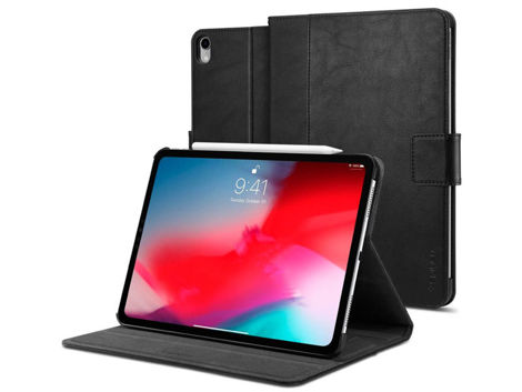 Etui Spigen Stand Folio do Apple iPad Pro 11 2018 Black
