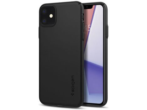 Etui Spigen Thin Fit Air do Apple iPhone 11 Black
