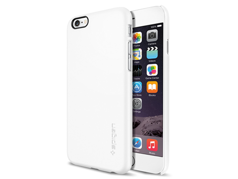Etui Spigen Thin Fit Apple iPhone 6 4.7 Shimmery White