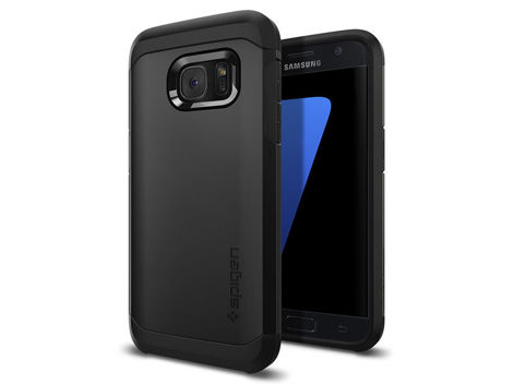 Etui Spigen Tough Armor Samsung Galaxy S7 Black