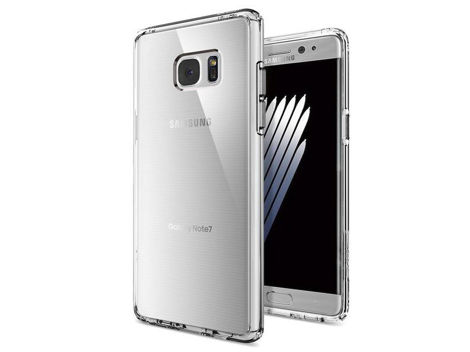 Etui Spigen Ultra Hybrid Samsung Galaxy Note 7 Crystal Clear