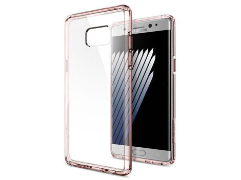 Etui Spigen Ultra Hybrid Samsung Galaxy Note 7 Rose Crystal
