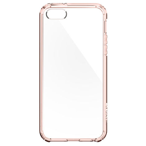 Etui Spigen Ultra Hybrid do iPhone 5/5s Rose Crystal