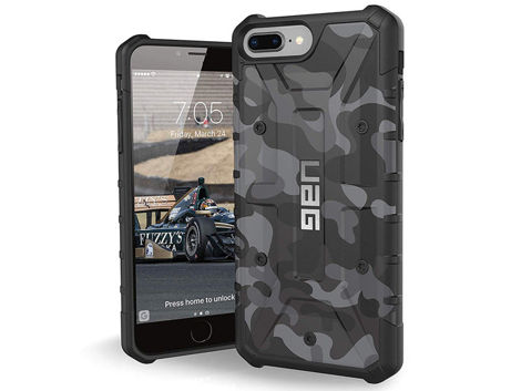 Etui UAG Urban Armor Pathfinder iPhone 8/7/6S Plus Midnight Camo