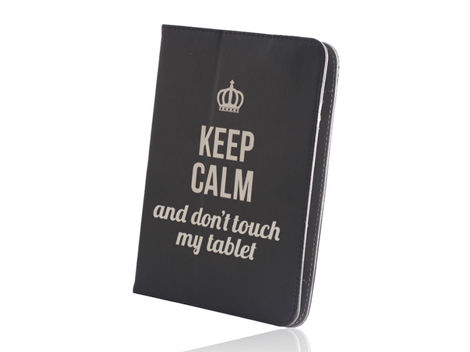 Etui Uniwersalne Tablet 7-8'' Keep Calm