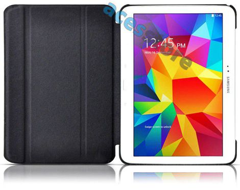 Etui book cover do Samsung Galaxy Tab 4 10.1 Czarne