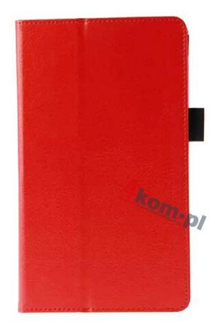 Etui book cover / stojak do Samsung Galaxy Tab S 8.4 czerwone
