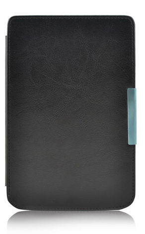 Etui na magnes do PocketBook touch LUX 2/3 626/ 624 /614 czarne