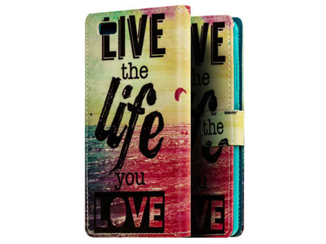 Etui ochronne dla Huawei P8 Lite Live the Life you Love