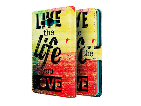 Etui ochronne dla Samsung Galaxy Grand Prime Live the Life you Love