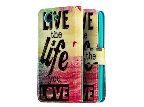 Etui ochronne dla Sony Xperia Z3 Compact Live the Life you Love