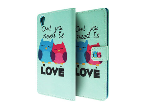 Etui ochronne dla Sony Xperia Z3 Owl you Need is Love