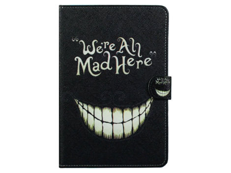 Etui ochronne dla iPad 4 Mini We're All Mad Here