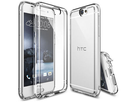 Etui ringke fusion htc one a9 crystal view