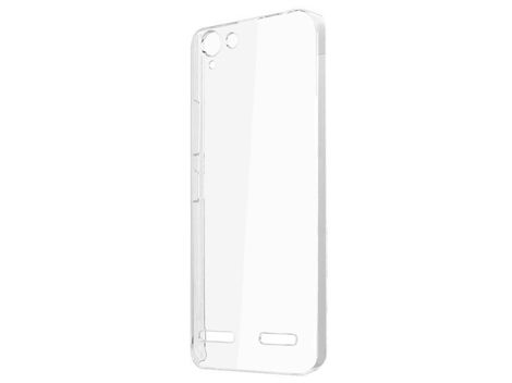 Etui silikonowe crystal 0.3mm guma do Lenovo K5/ K5 Plus