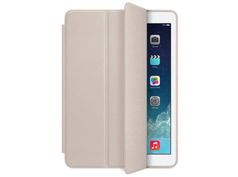 Etui smart case ipad mini 4 beżowe