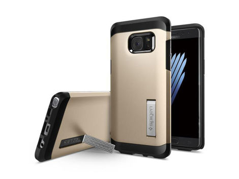Etui spigen tough armor samsung galaxy note 7 champagne gold