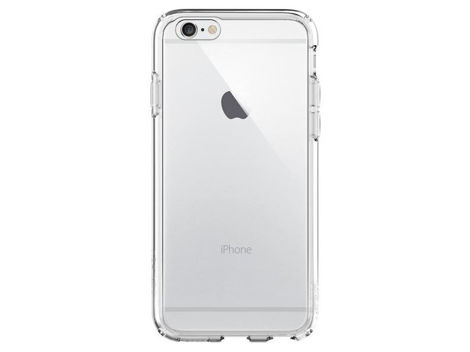 Etui spigen ultra hybrid iPhone 6 / 6s Crystal