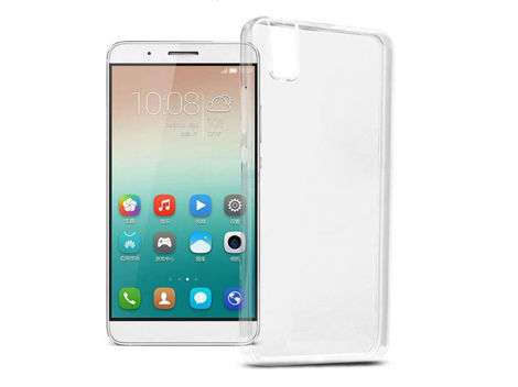 Etui transparent silikon guma do Huawei 7i / ShotX