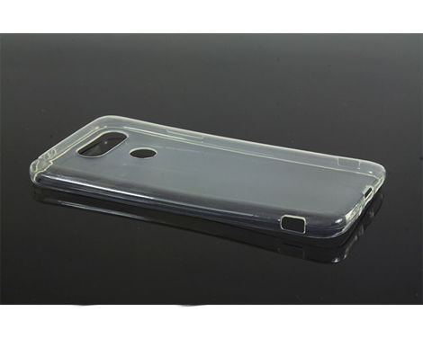 Etui transparent silikon guma do Lg G5