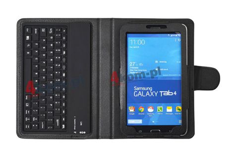 Etui z klawiaturą bluetooth do Samsung Galaxy Tab 4 7.0