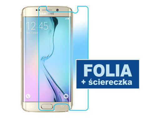 Folia ochronna na ekran do Samsung Galaxy S6 edge plus