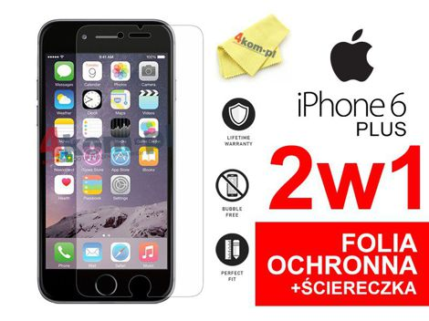 Folia ochronna na ekran do iPhone 6 Plus