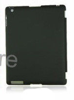 Matowe etui Back Cover do iPad 2 / 3 / 4 czarne