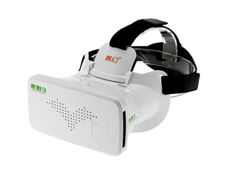 OKULARY VR 3D Ritech RIEM 3 III VIRTUAL REALITY OCULUS Cardboard