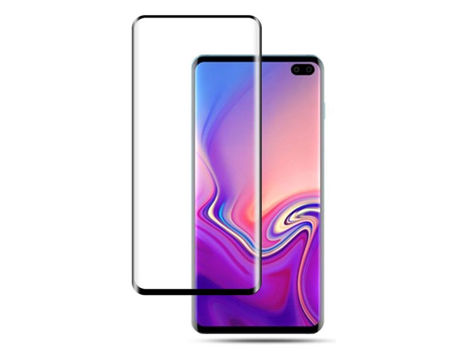 Szkło Mocolo TG+3D mini case friendly do Samsung Galaxy S10 czarne