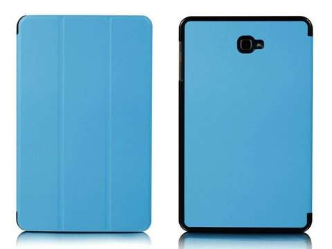 Etui book cover do samsung galaxy tab a 10.1 T580 T585 Niebieskie